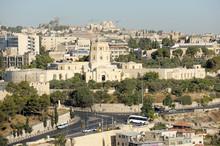 Jerusalem, View Of The Old City
