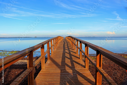 Cristal Beach Pier