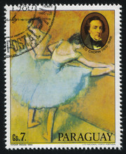 Ballerina And The Portrait Of ...