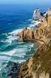 Rocky coast in Portugal