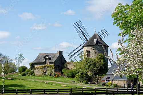 Wall Murals Mills moulin 2
