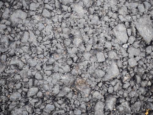 In de dag Stenen Asphalt floor texture background