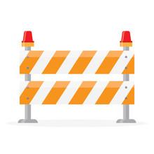Road Barrier, Barricade