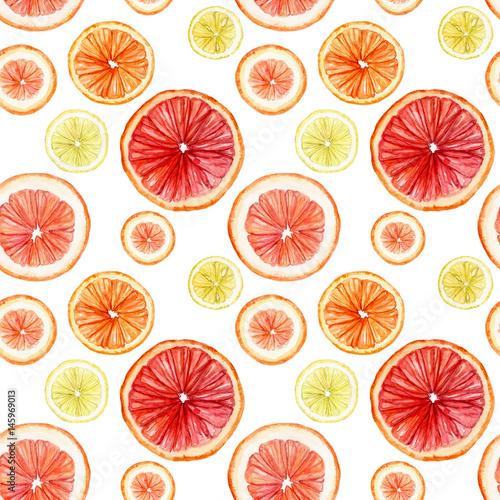 akwarela-bezszwowe-wzor-z-plasterkami-owocow-cytrusowych-cytryna-limonka-pomarancza-grejpfrut-lata-wielostrzalowy