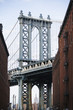 Manhattan bridge.