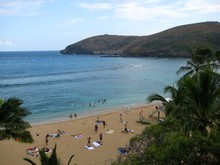 Haunama Bay Beach