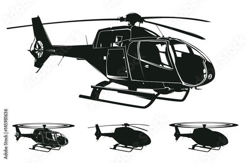 Fotografia helicopter