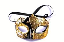 Opera Mask Isolated On White Background