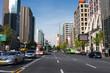 Seoul Sinsa-dong intersection