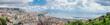Naples gulf with Vesuvio panorama