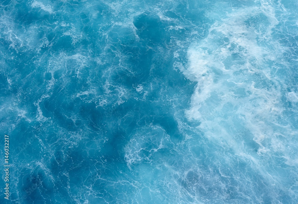Fototapety, obrazy: sea water texture