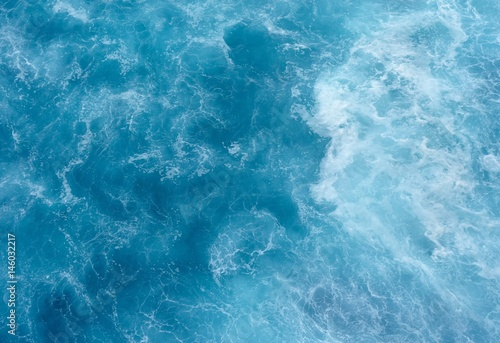 Fotografering  sea water texture