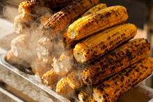 Fresh Roasted Or Grilled Cornc...
