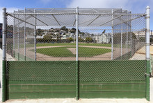 View Of Community Park Basebal...