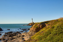 A View Of Pigeon Point Lightho...