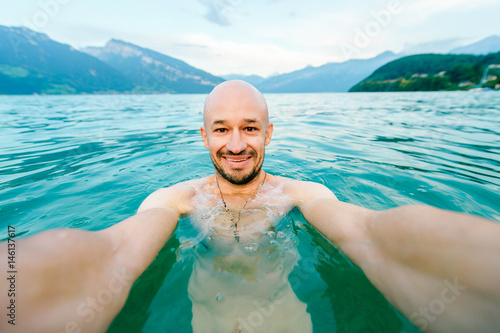 Nude Man Naked Photo Swimming Images