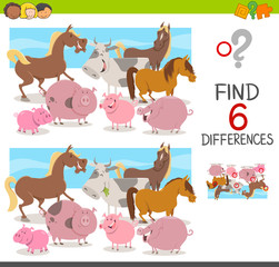 spot the differences for kids