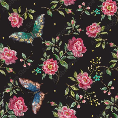 motyle-i-roze
