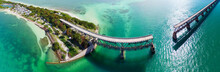 Bahia Honda Bridge Panoramic A...