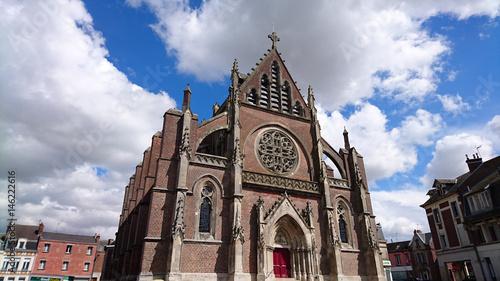 Fotografie, Obraz  église saint éloi