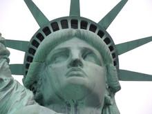 Lady Liberty Face