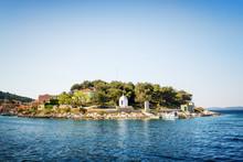 Sali, Island Of Dugi Otok In Croatia