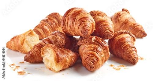 Fotografie, Obraz  freshly baked croissants