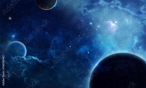 Fototapeta Планеты и космос obraz