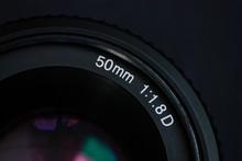 Old 50 Mm Lens