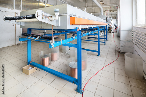 Photo Oven for annealing wire.