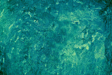 Fototapeta Grunge blue background,Concrete wall background, texture