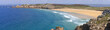 Leinwandbild Motiv French atlantic ocean beach