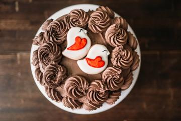 Domowe ciasto czekoladowe, kulinarne arcydzieło