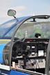 Cockpit Nahaufnahme