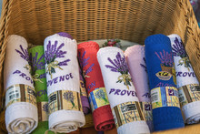 Towels For Sale At A Tourist S...