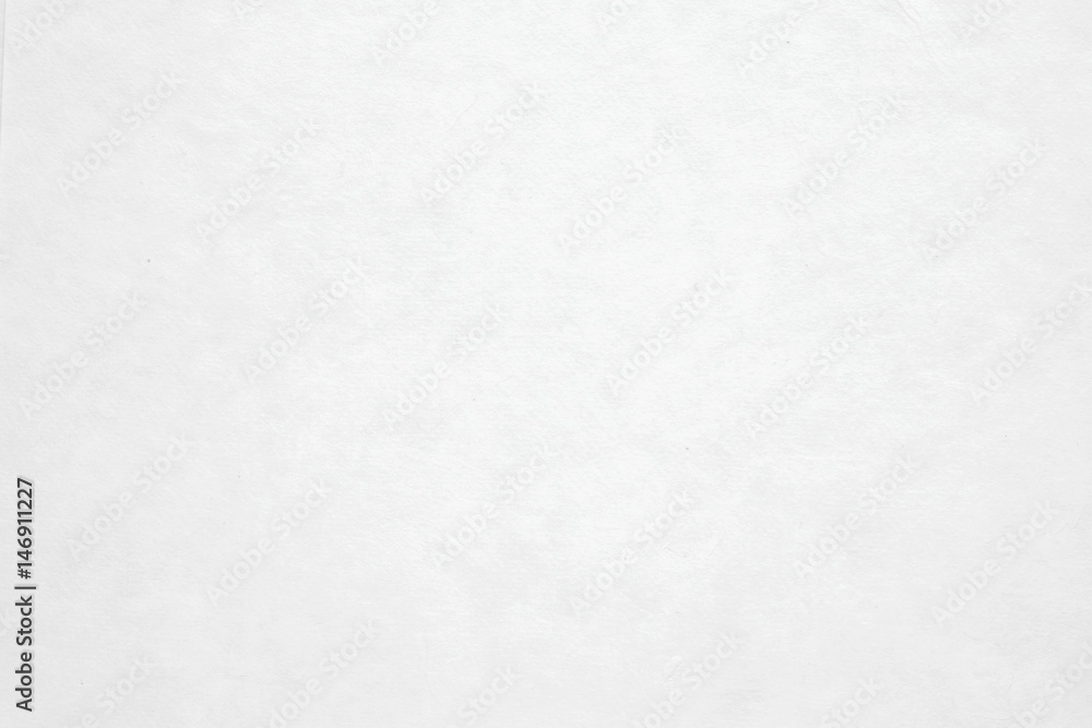 Fototapeta Blank white paper texture background