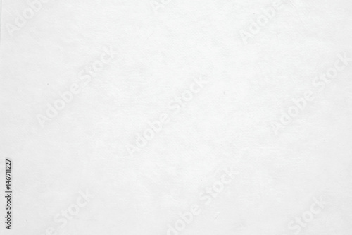 Fototapeta Blank white paper texture background obraz