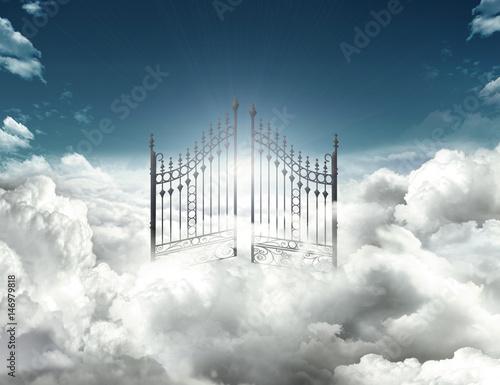 Heaven gate Tapéta, Fotótapéta