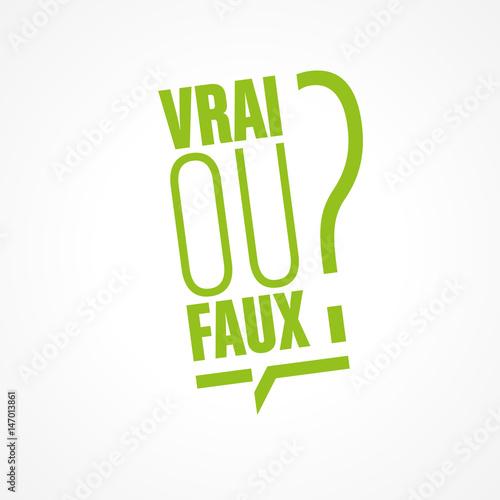Fotografie, Obraz vrai ou faux