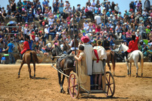 A Spectacular Horse Show In Th...