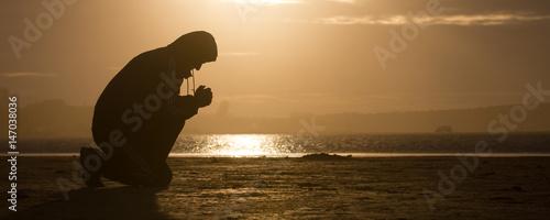 Photo early morning prayer