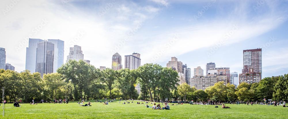Fototapety, obrazy: Central Park in New York