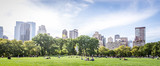 Fototapeta Nowy Jork - Central Park in New York