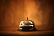 Hotel reception bell