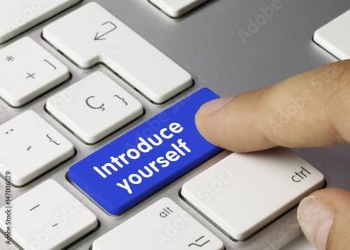 Fotografía  Introduce yourself