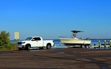 Sports Boat Landing