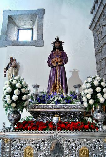 Fotografia  Paso Cristo en su Paso