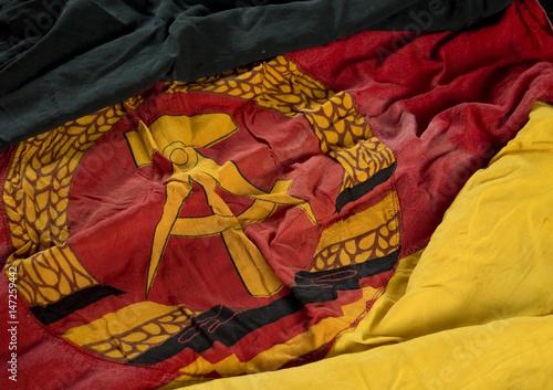 Fotomural  deutsche demokratische republik