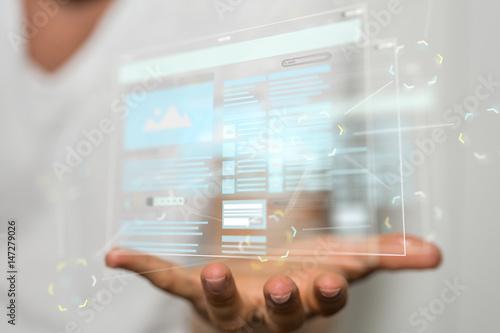 webpage digital