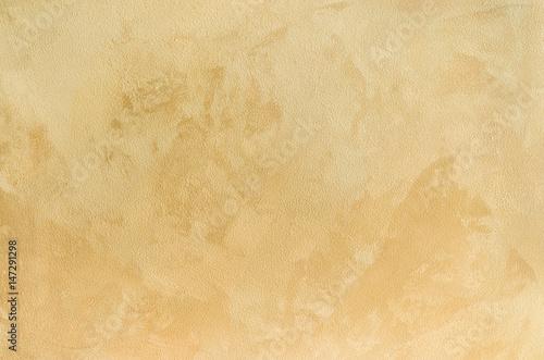 Textured background. Decorative plaster walls, external decoration ...